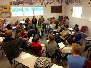 SS9 Socratic Circle
